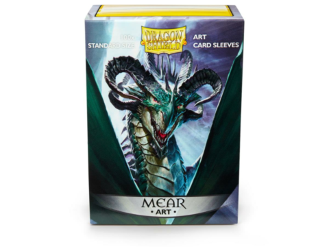 Dragon Shield - Classic Art Sleeves - Mear (100 Sleeves)_boxshot