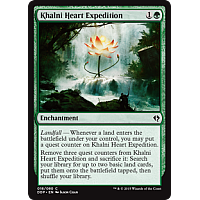 Khalni Heart Expedition
