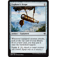 Explorer's Scope