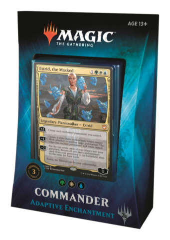 Commander 2018: Adaptive Enchantment_boxshot