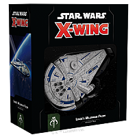 Star Wars: X-Wing Second Edition - Lando's Millennium Falcon