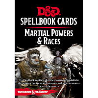 Dungeons & Dragons – Spellbook Cards: Martial Powers & Races (61 cards)