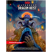 Dungeons & Dragons – Waterdeep Dragon Heist Book