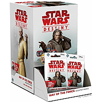 Star Wars Destiny: Way of the Force Booster Display (36 boosters)
