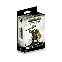 Warhammer Age of Sigmar: Champions TCG - Destruction Campaign Deck