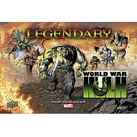 Legendary: A Marvel Deckbuilding Game -  World War Hulk