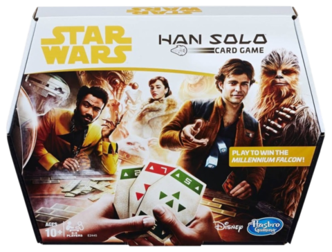 Star Wars: Han Solo Card Game_boxshot
