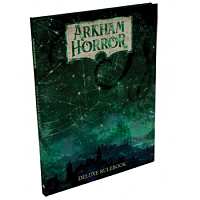 Arkham Horror 3rd Edition Deluxe Rulebook