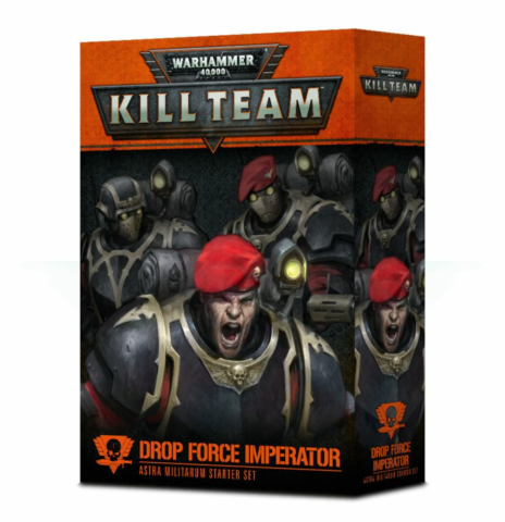 Warhammer 40,000: Kill Team - Drop Force Imperator_boxshot