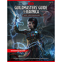 Dungeons & Dragons – Guildmasters Guide to Ravnica - Maps and Miscellany