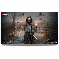 Commander 2018 Aminatou, the Fateshifter Playmat for Magic