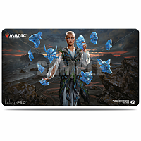 Commander 2018 Estrid, the Masked Playmat for Magic