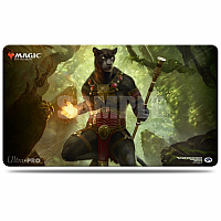 Commander 2018 Lord Windgrace Playmat for Magic