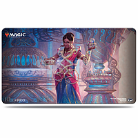 Commander 2018 Saheeli, the Gifted Playmat for Magic