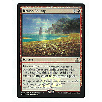 Brass's Bounty ( Foil ) (Rivals of Ixalan Draft Weekend)