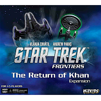 Star Trek: Frontiers - The Return Of Khan