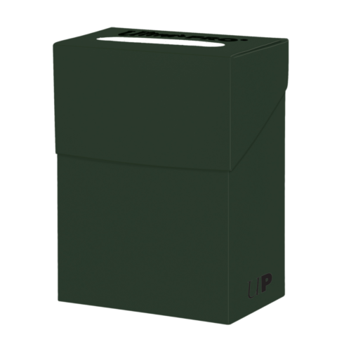 SOLID DECK BOXES- Forest Green _boxshot