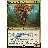 Doran, the Siege Tower ( Judge Foil )