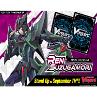 Cardfight!! Vanguard V - Trial Deck - Ren Suzugamori