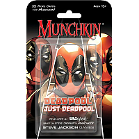Munchkin: Deadpool – Just Deadpool