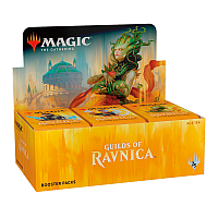 Guilds of Ravnica booster Display