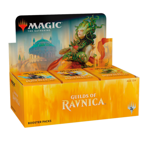 Guilds of Ravnica booster Display_boxshot