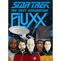Star Trek: The Next Generation - Fluxx