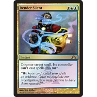 Render Silent (Dragon's Maze Buy-a-Box)