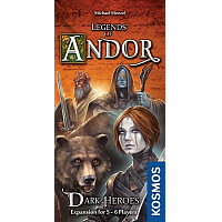 Legends of Andor: Dark Heroes Expansion