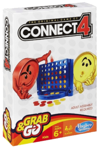Connect 4 Grab & Go Game_boxshot