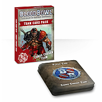 Blood Bowl Team Card Pack: Chaos Chosen