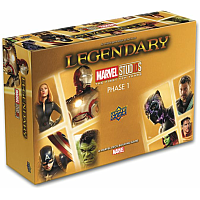 Legendary: Marvel Studios