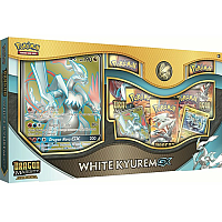 Dragon Majesty Special Collection: White Kyurem-GX