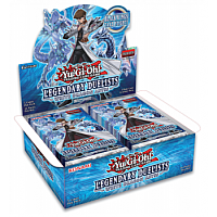 Legendary Duelists: White Dragon Abyss - Booster Display