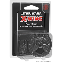 Star Wars: X-Wing Second Edition - First Order Maneuver Dial Upgrade Kit