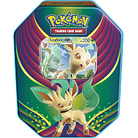 2018 Fall TIN Evolution Celebration: Leafeon-GX