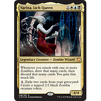 Varina, Lich Queen