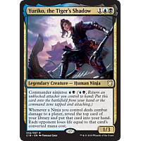 Yuriko, the Tiger's Shadow
