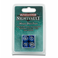 Warhammer Underworlds: Nightvault Magic Dice Pack