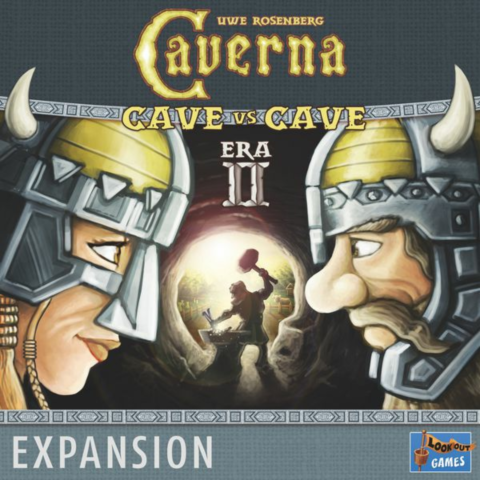Caverna: Cave vs Cave - Era II: The Iron Age_boxshot
