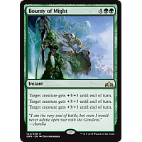 Bounty of Might ( Foil )