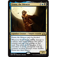 Etrata, the Silencer ( Foil ) ( Guilds of Ravnica Prerelease )