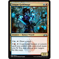 League Guildmage