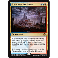 Thousand-Year Storm ( Foil )