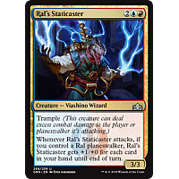 Ral's Staticaster