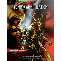 Dungeons & Dragons – Tomb of Annihilation Adventure