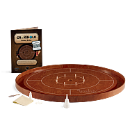 Crokinole TOURNAMENT – Cherry with Cherry ditch