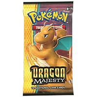 Dragon Majesty Booster