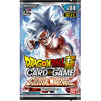 Dragon Ball Super Card Game - Colossal Warfare Booster