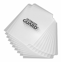 Ultimate Guard Card Dividers Standard Size Transparent (10)